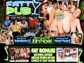Hey there, welcome to Fatty Pub! Hot fatties fucked at hot parties!