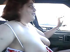 Lascivious mature BBW blowing dick bbw porn