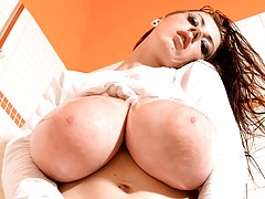 Fat chick Big boob blowjob HQ clips